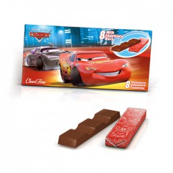 Milk Chocolate Bars Cars