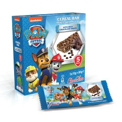 Cereal Bars Paw Patrol