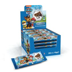 Cereal Bars Paw Patrol - Display