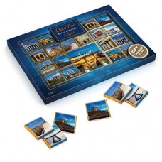 Milk Chocolates Greek Monuments