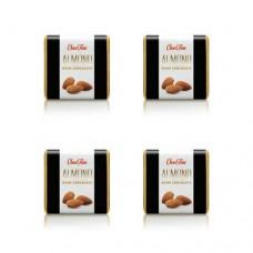 Dark Chocolates with Almonds
