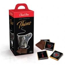 Σοκολατάκια υγείας Thins