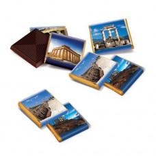 Milk Chocolates Greek Monuments