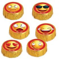 Chocolate treats Happy Faces
