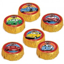 Chocolate treats Super Cars