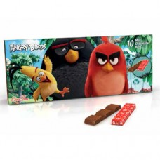 Milk Chocolate Bars Angry Birds