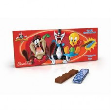 Milk Chocolate Bars Looney Tunes