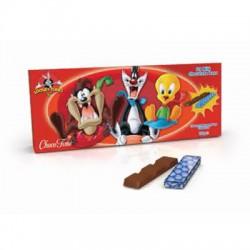 Milk Chocolate Bars Looney Tunes