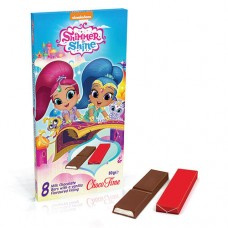 Milk Chocolate Bars Shimmer & Shine