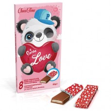 Σοκολατομπαράκια Panda Love