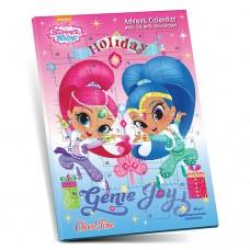 Christmas Calendar Shimmer & Shine