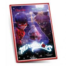 Christmas Calendar Miraculous