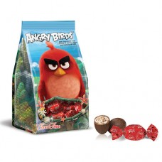 Milk chocolate eggs Angry Birds