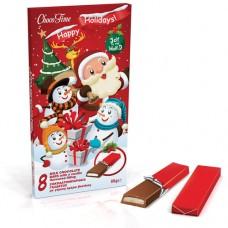 Σοκολατομπαράκια Santa Sleigh
