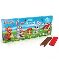Milk Chocolate Bars Happy Bunny