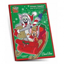 Christmas Calendar Tom & Jerry