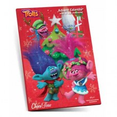 Christmas Calendar Trolls