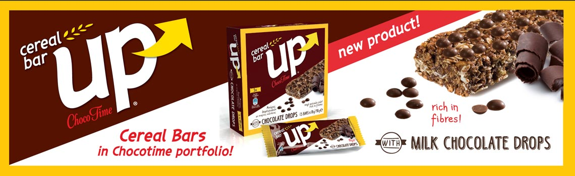 Up Cereal Bar